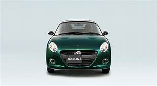 Daihatsu Takes Copen Customization To The Next Level With