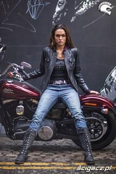 Zdjęcia Spodnie Harley Davidson Damskie Wzmacniane