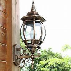 aluminum outdoor wall lights garden path coach wall hanging lighting flood l ebay