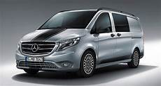 Mercedes Vito - sport line package improves the looks of mercedes