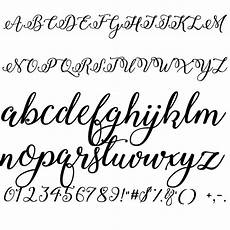 winter calligraphy font fonts calligraphy