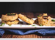ecuadorean potato cakes with peanut sauce  llapingachos_image