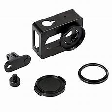 Metal Protective Shell Frame With by Aluminum Protective Shell Frame W Mount Lens Cover