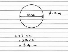 umfang kreis berechnen formel circle calculator calculatorall