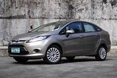 review 2011 ford 1 6 trend sedan philippine car