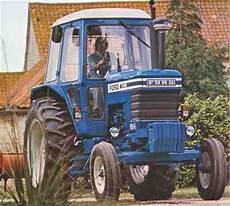 Technische Daten Ford Traktoren Tractorbook Technische