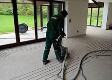 Fußbodenheizung Fräsen Kosten - fu 223 bodenheizung fr 228 sen technik kosten