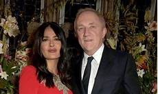 Salma Hayek Husband Salma Hayek Reveals Time She Thought Husband Was Cheating