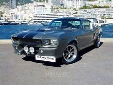 Ford Mustang Gt 500 Eleanor Gris Occasion Monaco Monaco