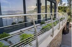 garde corps terrasse design garde corps inox design r 233 gion canne bord de mer terrasse en bois et balcon other metro