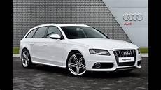 Audi A4 S4 Avant Quattro White 2011