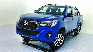 Toyota Hilux Conquest 2019 Colors  Cars Review