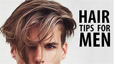 Mens Hair Maintenance Tips healthy hair tips for how to healthy hair