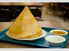 NYC's Best Dosas, Consecrated in a Flushing Temple