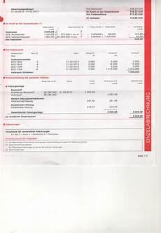 hilfe bei heizkostenabrechnung finanzen rezept nebenkosten