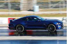 drag testing the 2018 ford mustang gt rod network
