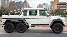 mercedes g 6x6 mercedes g63 6x6 one s headed to barrett jackson