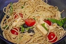 spaghettisalat mit pesto italienischer spaghettisalat mit mozzarella beckerdi