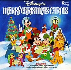disney merry christmas carols disneyland records 2514 christmas lps to operated by dlf