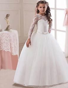 Princesse Robe De Demoiselle D Honneur Fille