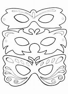 maschere di carnevale bimbi di carta