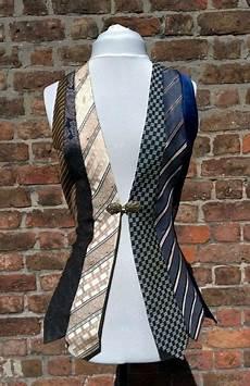 Upcycling Ideen Aus Alter Kleidung Echte Krawatten