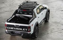 2017 Chevrolet Colorado ZR2 And Diesel  Release Date
