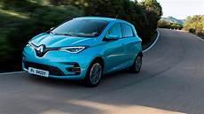 Renault Zoe 2020 El El 233 Ctrico Que Tiene Todo Para