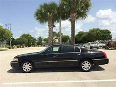how to sell used cars 2005 lincoln town car head up display buy new 2005 lincoln town car executive l fl car no reserve in fort myers florida united
