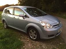 2006 Toyota Corolla Verso Vvt T3 With Only 74 000 With 7