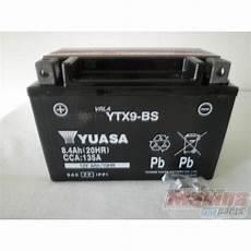 Yuasa Battery Ytx9 Bs Kawasaki Z 750 1000