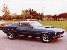 1970 ford mustang twister special rod muscle car