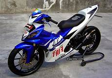 Modif Jupiter Mx Lama by 40 Foto Gambar Modifikasi Jupiter Mx King Jari Jari Ceper