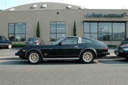 OLD PARKED CARS 1981 Datsun 280ZX Turbo