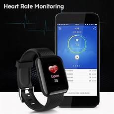 Bakeey Plus Smart Bracelet Rate by Bakeey 116 Plus Smart Bracelet Rate Blood Pressure