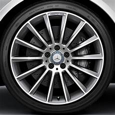 amg 19 inch summer complete wheels cls class w218 multi