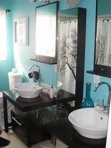 Black And Blue Bathroom Ideas Colorful Bathrooms From Hgtv Fans Bathroom Colors