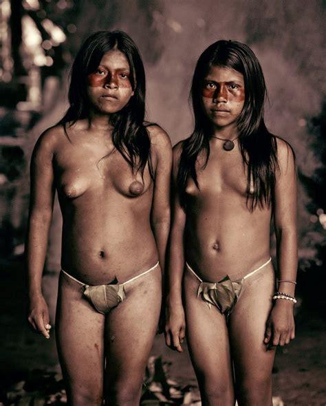 Amazon Tribe Nude