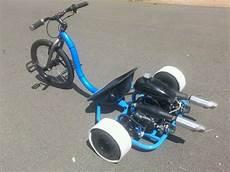 motor drift trike