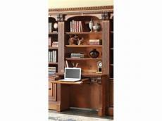home office furniture raleigh nc parker house home office 2 piece library desk hun 460 2