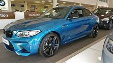 Bmw M2 Coupe In Blue At Cooper Bmw York