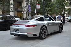 porsche 911 4s occasion 2017 porsche 911 targa 4s stock l304ab for sale near