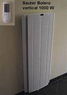 votre avis sur les radiateurs bolero de sauter