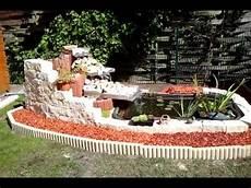 Bachlauf Gartenteich Course Of The