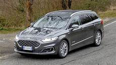 ford mondeo 2020 2020 ford mondeo vignale hybrid wagon grey