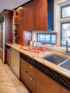 hgtv s best kitchen countertop pictures color material ideas hgtv