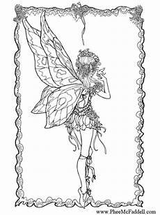 Ausmalbilder Elfen Erwachsene Pin Stine Hensel Auf Elfen Feen Fantasie