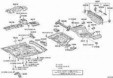 2012 toyota camry engine diagram 2012 toyota camry floor pan splash shield clip right front rear vfm 90467a0029a0