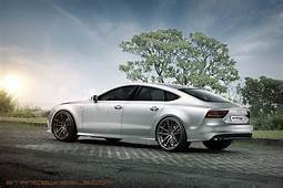 Audi S7 Hits The Streets With Brush Titanium Stance SC