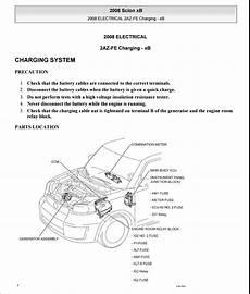 free car repair manuals 2009 scion xd engine control scion xb 2009 service repair manual by jhsefnnse issuu